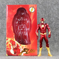 The Flash quality PVC action figure. - Adilsons