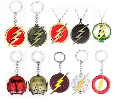The Flash stylish keychains. - Adilsons
