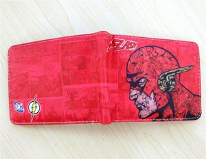 The Flash unisex wallet. - Adilsons