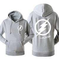 The Flash warm fleece hoodies. - Adilsons