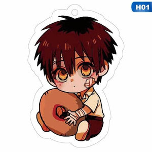 Toilet Bound Hanako Kun beautiful keychain. - Adilsons