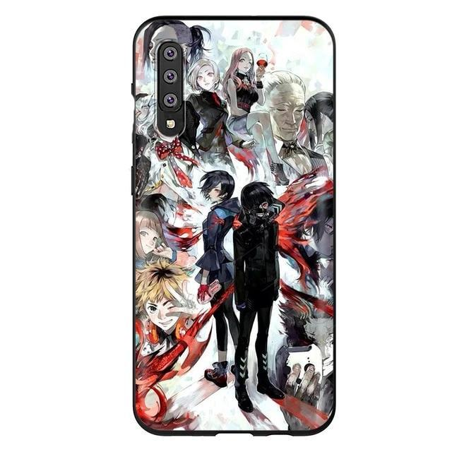 Tokyo Ghoul Anime Case for Samsung. - Adilsons