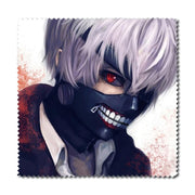 Tokyo Ghoul printed with Kaneki Ken clean for glasses. - Adilsons