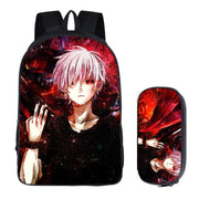 Tokyo Ghoul stylish, high-quality backpacks and pencil bag sets. - Adilsons