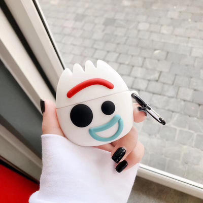 Toy Store silicone fashion case for AirPods. - Adilsons