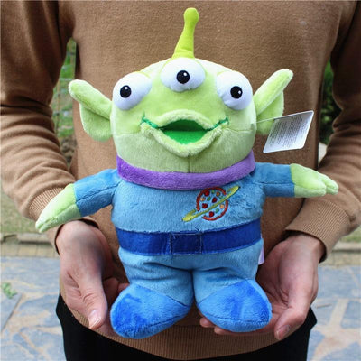 Toy Story Alien toy plush 30cm. - Adilsons