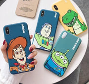 Toy Story amazing phone case for iPhone. - Adilsons