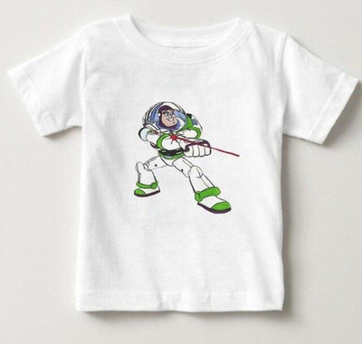 Toy Story colorful casual T-Shirt. - Adilsons