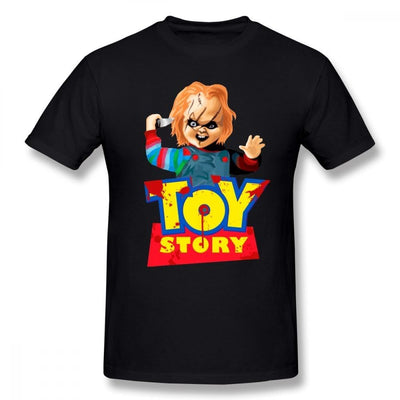 Toy Story cotton short sleeve T-Shirt. - Adilsons
