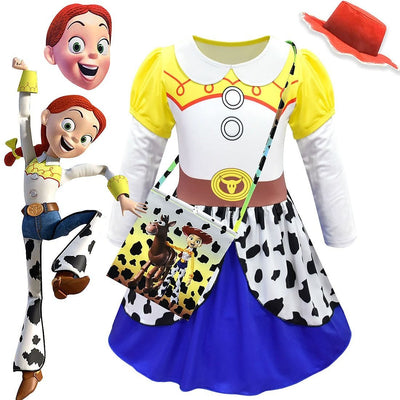Toy Story dresses costume Jessie. - Adilsons