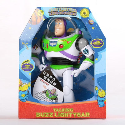 Toy Story interesting and high-quality action toy. - Adilsons