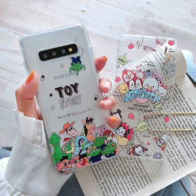 Toy Story original design phone case for Samsung. - Adilsons