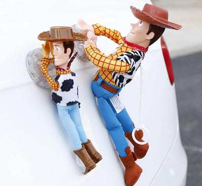 Toy Story plush auto accessories toys. - Adilsons