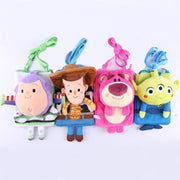 Toy Story plush backpack for phone. - Adilsons