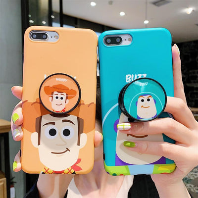 Toy Story silicone phone case for iPhone. - Adilsons