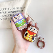 Toy Story silicone protection earphone cases for Apple Airpods. - Adilsons