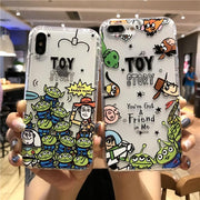 Toy Story stylish phone case for iPhone. - Adilsons
