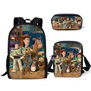 Toy Story teenager backpack. - Adilsons