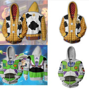 Toy Story zipper jacket. - Adilsons