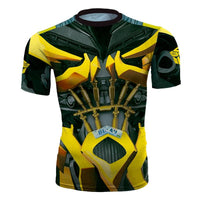 Transformers short sleeve T-Shirt. - Adilsons