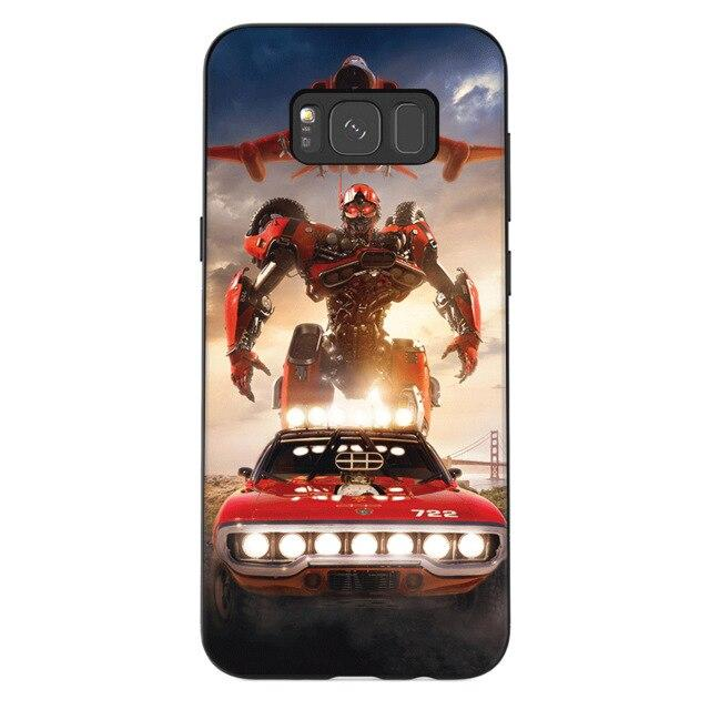 Transformers silicone phone case for Samsung. - Adilsons