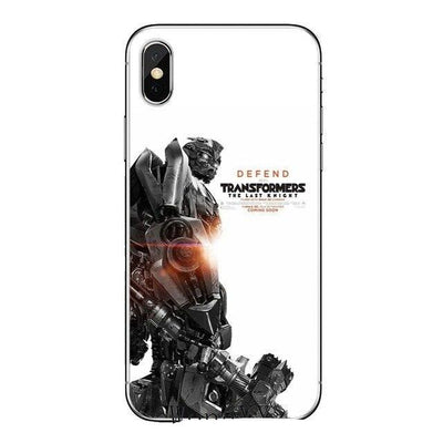 Transformers soft accessories phone case for Samsung. - Adilsons