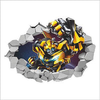 Transformers wall decal stickers. - Adilsons