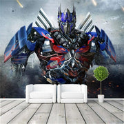 Transformers wallpaper 3D wall art. - Adilsons