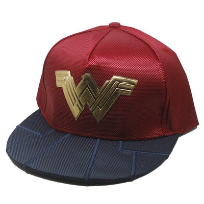 Wonder Woman baseball caps. - Adilsons