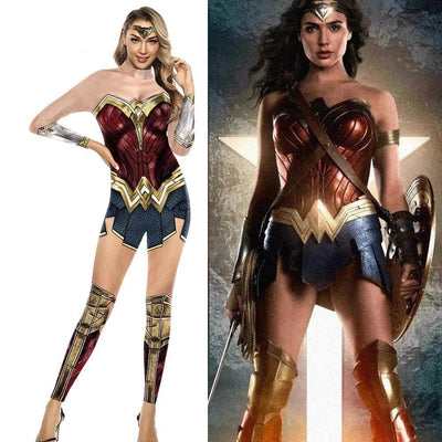 Wonder Woman beautiful costumes. - Adilsons