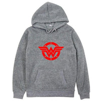 Wonder Woman beautiful fashion sweatshirts. - Adilsons
