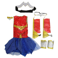 Wonder Woman costume for kids. - Adilsons