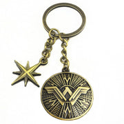 Wonder Woman stylish keychain. - Adilsons