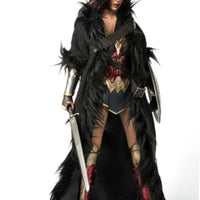 Wonder Women black cloak action figure. - Adilsons