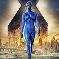 X-Men high quality Mystique costume. - Adilsons