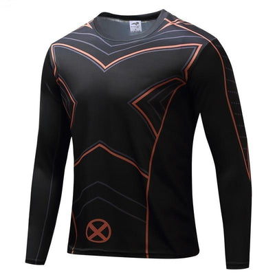 X-Men long sleeve T-shirt. - Adilsons