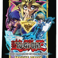 Yu Gi Oh The Dark Side of Dimension Movie Pack - Adilsons