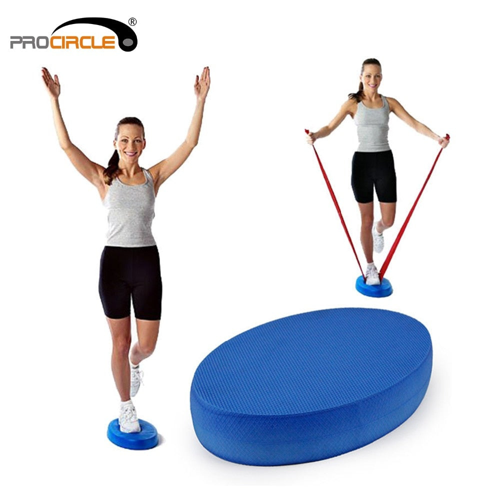 Balance Pad for Yoga Exercise Training Stability Mobility Balance Trainer
