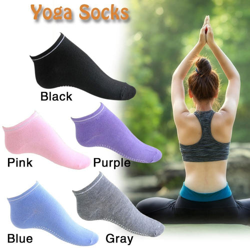 Yoga Anti-slip Socks Unisex
