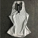 Sleeveless Yoga Tank Tops