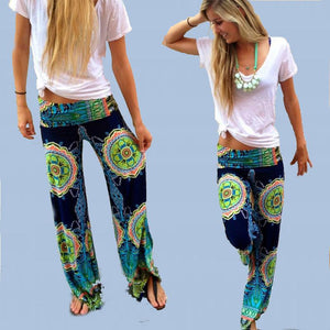 Plus Size Yoga Harem Pants