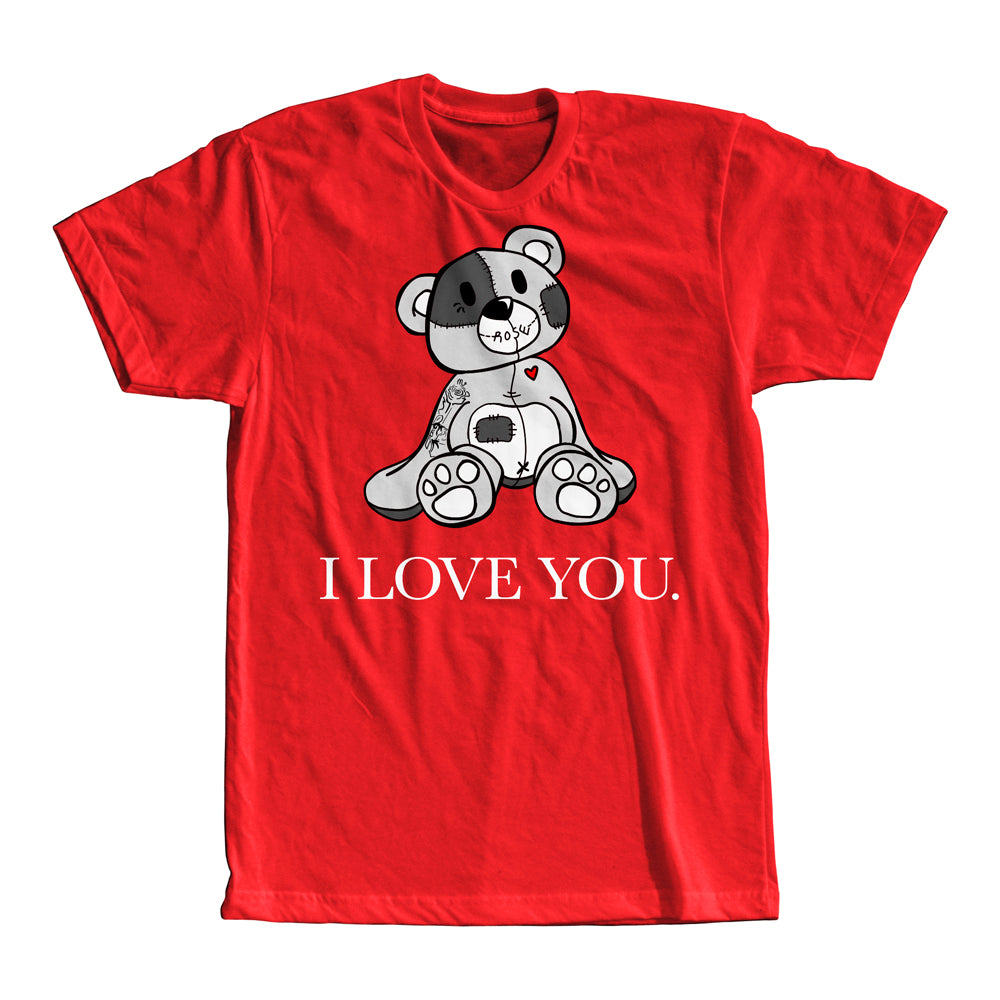 I LOVE YOU TSHIRT