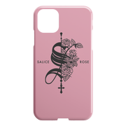 Pink Salice Rose Logo Phone Case