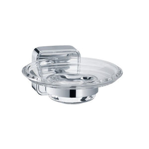 SMART SOAP HOLDER WITH CRYSTAL DISH