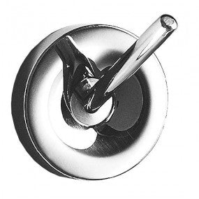 STARCK 1 TOWEL HOOK CHROME FINISH