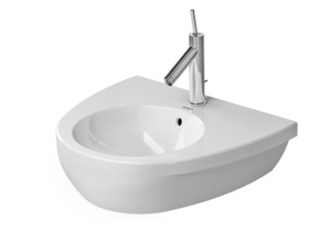 STARCK2 WASH BASIN SIZE550 X 470MM