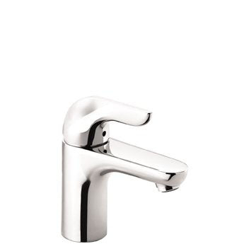 ALLEGRO E-  BASIN MIXER SINGLE HOLE LEVE HANDLE CHROME FINISH