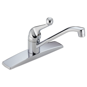 CLASSIC SINGLE HANDLE KITCHEN FAUCET