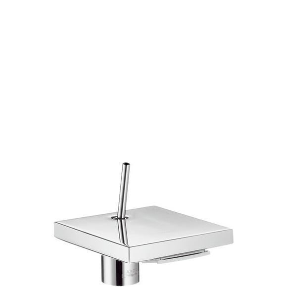 AXOR STARCK X SINGLE LEVER BIDET MIXER WITH POP-UP WASTE