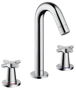 LOGIS CLASSIC THREE-HOLE BASIN MIXER
